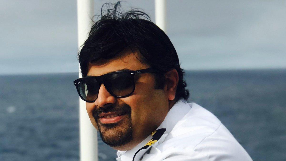 Kush Shorey, Chief Officer, topped all India Master's written exam