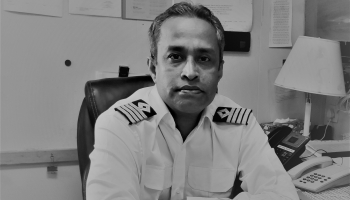 Captain Azad's black and white stories